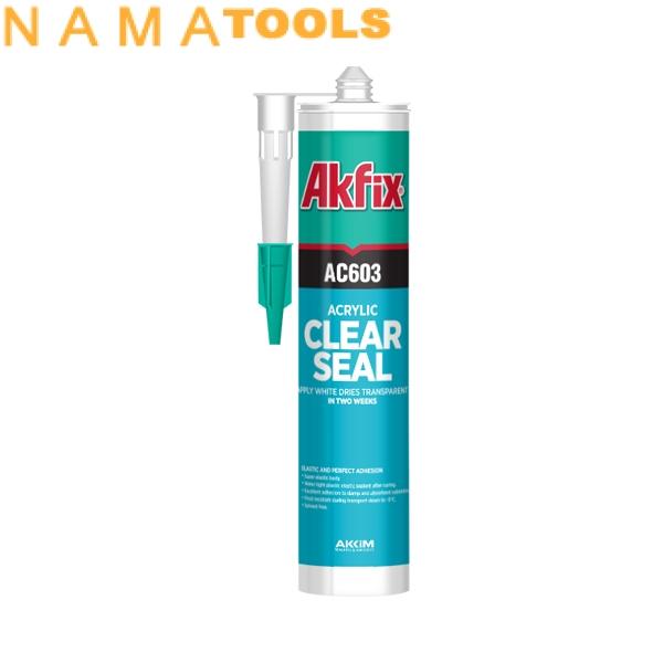 درزگیر AC603 Clear Seal