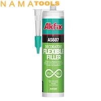 درزگیر پرکننده انعطاف پذیر AS607 آکفیکس