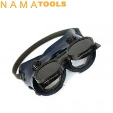 خرید عینک جوشکاری دو جداره تک پلاست