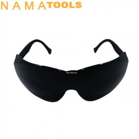 عینک ایمنی جوشکاری تک پلاست