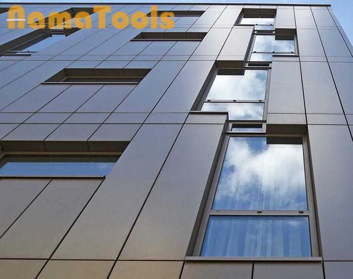 مزایای پلاستیک PVC در نمای ساختمان